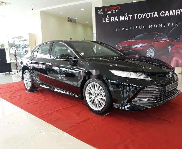 Bán xe Toyota Camry 2.5Q sản xuất 2021, nhập khẩu nguyên chiếc0
