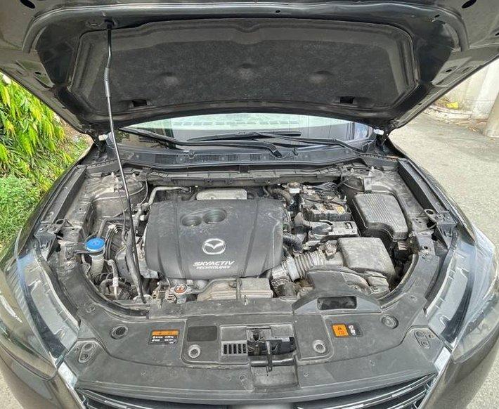 Bán Mazda CX 5 đời 2017, màu nâu9