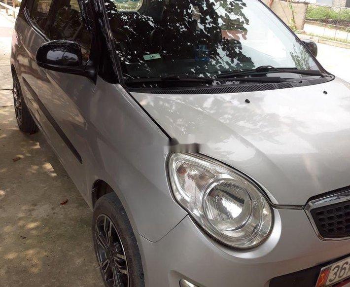 Cần bán xe Kia Morning năm sản xuất 2011 chính chủ, giá 118tr0