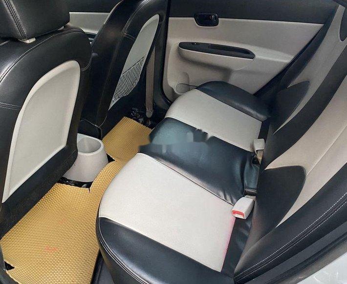 Bán Hyundai Verna đời 2010, màu bạc xe gia đình9