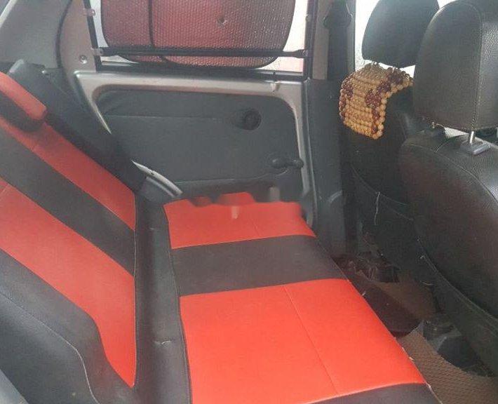 Cần bán Chevrolet Spark Van đời 2012, màu bạc4