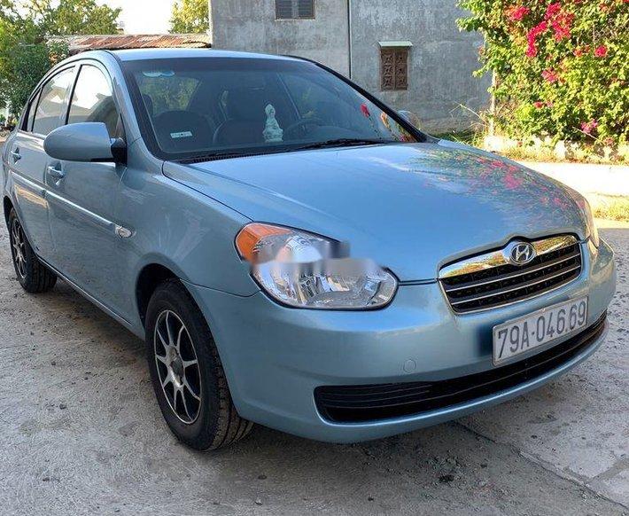 Bán Hyundai Verna năm 2008, xe nhập, giá 215tr1
