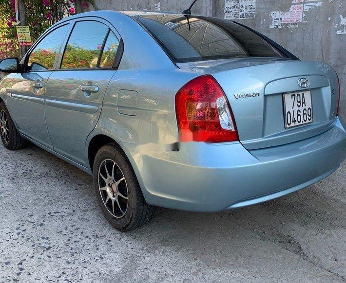 Bán Hyundai Verna năm 2008, xe nhập, giá 215tr3