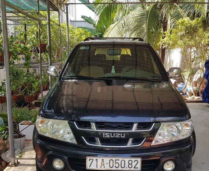 Cần bán lại xe Isuzu Hi lander đời 2005, màu đen, xe nhập0