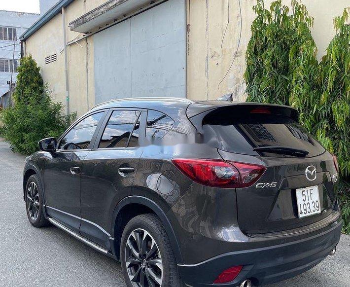 Bán ô tô Mazda CX 5 đời 2017, màu nâu xe gia đình, giá tốt9