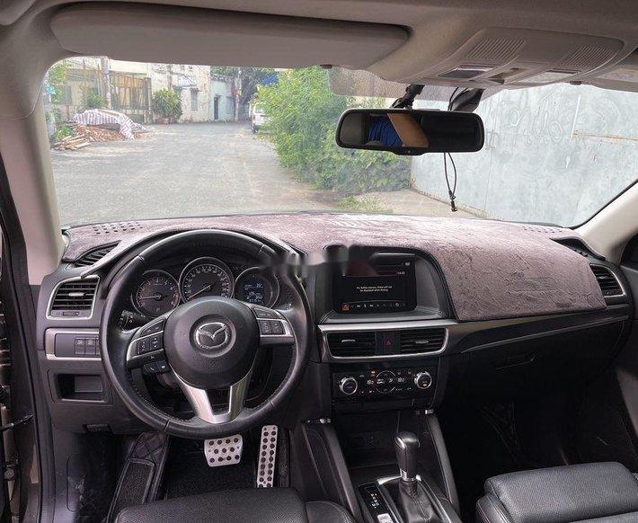 Bán ô tô Mazda CX 5 đời 2017, màu nâu xe gia đình, giá tốt4