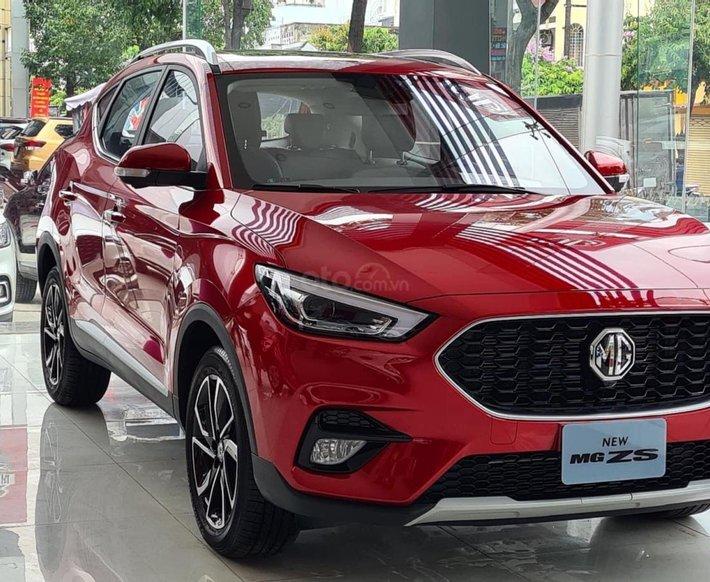 Bán MG ZS phiên bản Lux + 2021 nhập Thái1