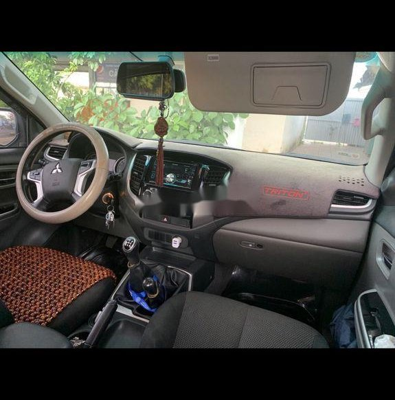 Xe Mitsubishi Triton sản xuất 2017, nhập khẩu nguyên chiếc1