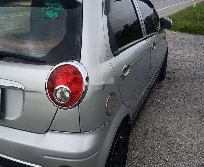Cần bán lại xe Daewoo Matiz sản xuất năm 2007, nhập khẩu còn mới, giá 124tr3