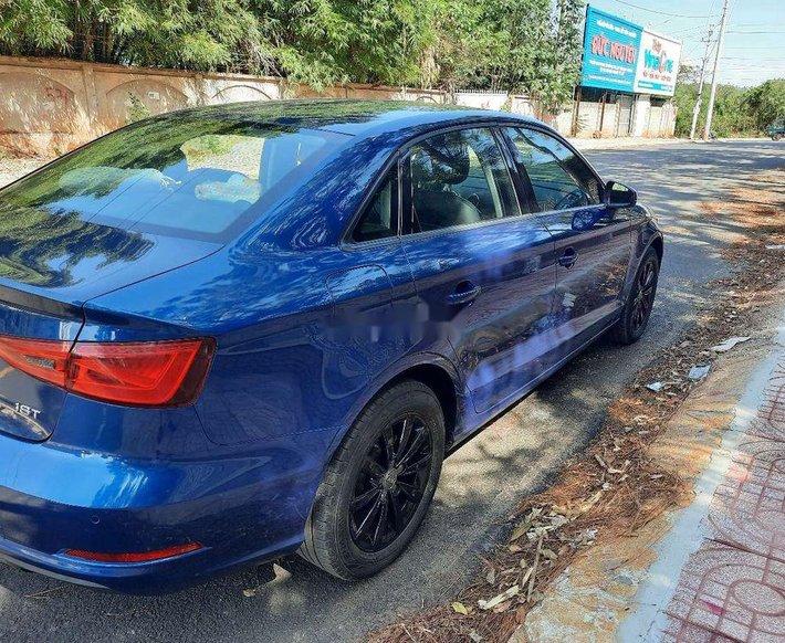 Cần bán Audi A3 sản xuất 2013, màu xanh lam, nhập khẩu nguyên chiếc số tự động, giá 595tr1