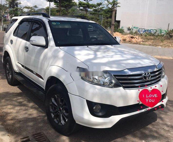 Bán Toyota Fortuner TRD năm sản xuất 2014 chính chủ, giá chỉ 635 triệu2