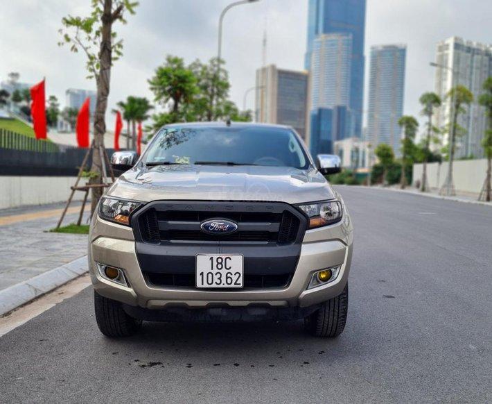 Bán Ford Ranger XL 2.2L 4x4 MT năm 20170