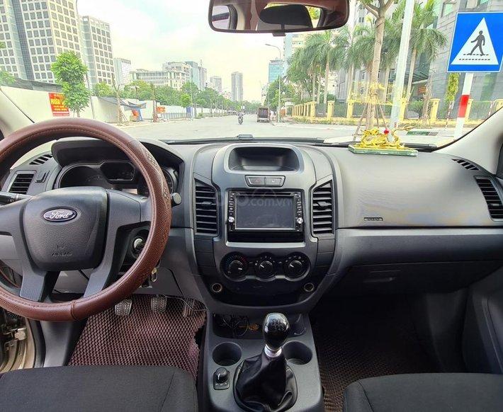 Bán Ford Ranger XL 2.2L 4x4 MT năm 20177