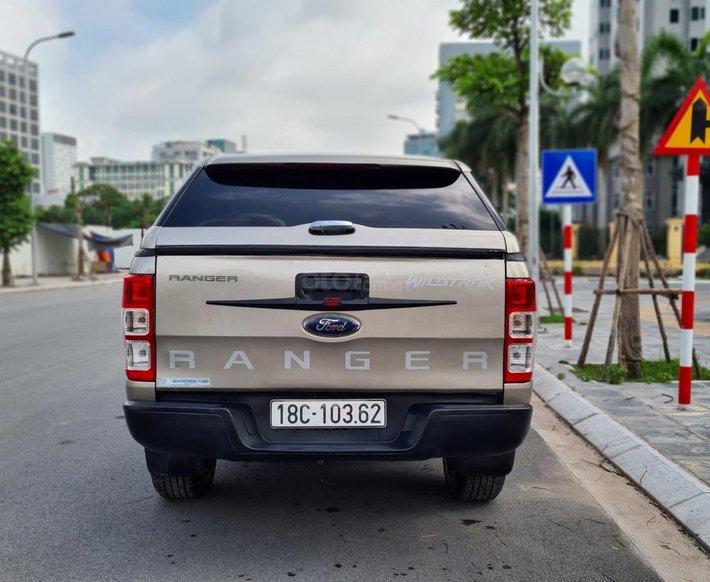 Bán Ford Ranger XL 2.2L 4x4 MT năm 20173