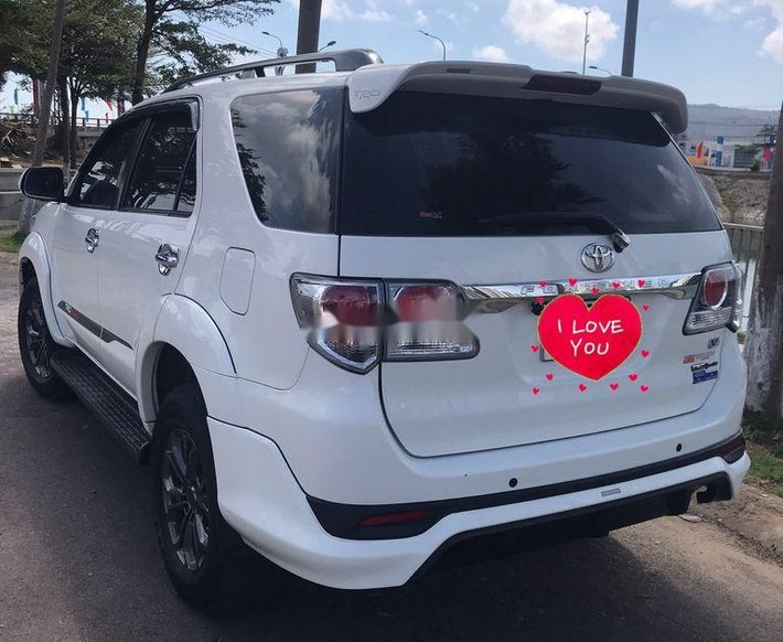 Bán Toyota Fortuner TRD năm sản xuất 2014 chính chủ, giá chỉ 635 triệu3