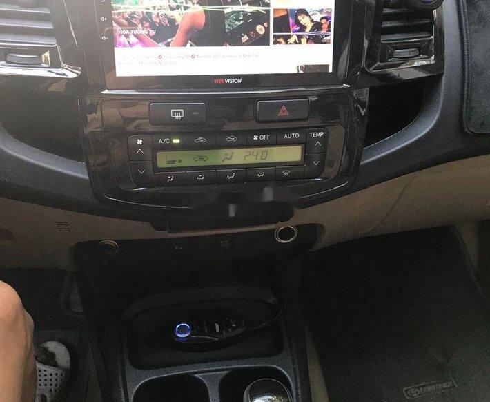 Bán Toyota Fortuner TRD năm sản xuất 2014 chính chủ, giá chỉ 635 triệu7