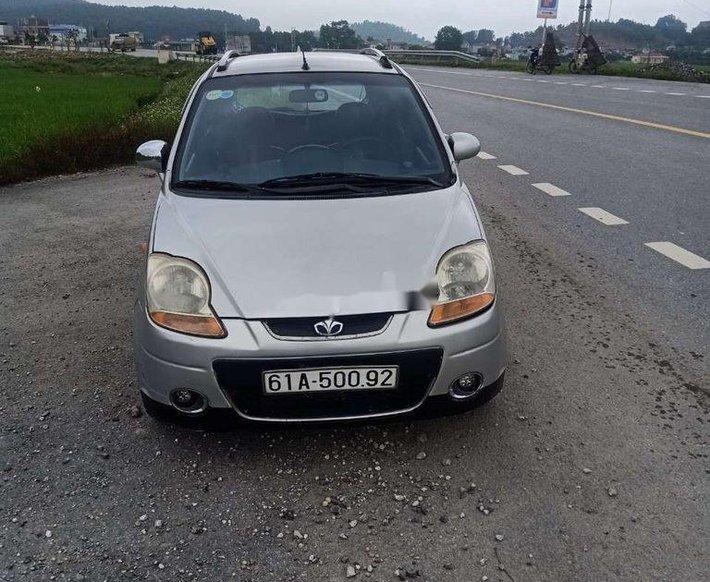 Cần bán lại xe Daewoo Matiz sản xuất năm 2007, nhập khẩu còn mới, giá 124tr5