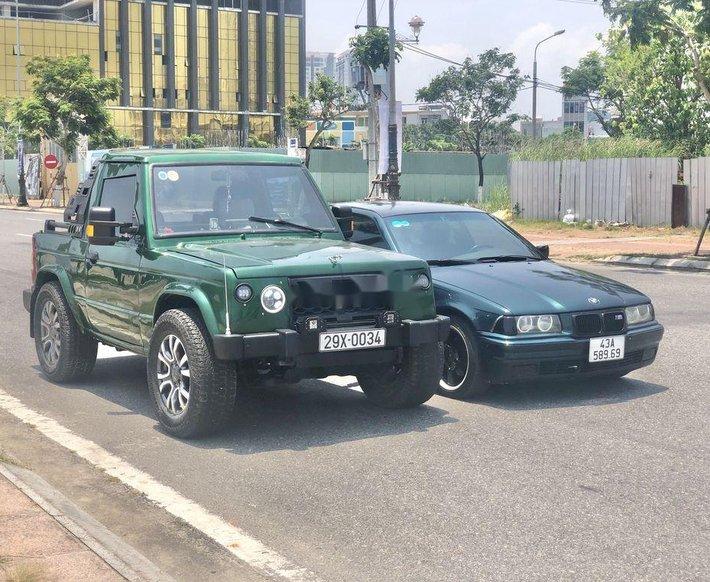 Bán ô tô Isuzu Amigo 4x4 MT đời 1990, nhập khẩu, giá chỉ 350 triệu0