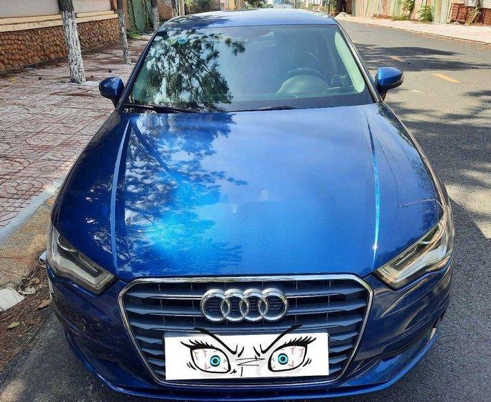 Cần bán Audi A3 sản xuất 2013, màu xanh lam, nhập khẩu nguyên chiếc số tự động, giá 595tr0