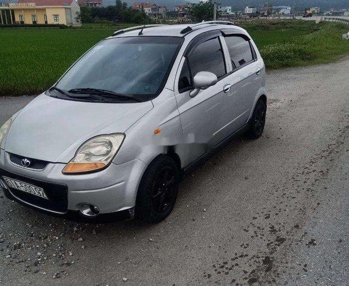 Cần bán lại xe Daewoo Matiz sản xuất năm 2007, nhập khẩu còn mới, giá 124tr6
