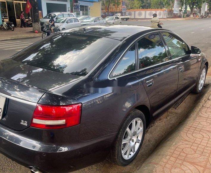 Bán Audi A6 đời 2009, màu xám, nhập khẩu3