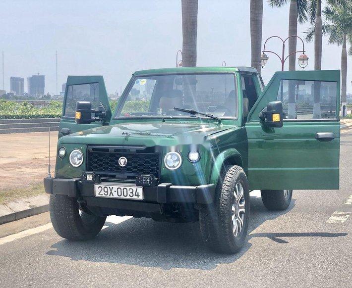 Bán ô tô Isuzu Amigo 4x4 MT đời 1990, nhập khẩu, giá chỉ 350 triệu1