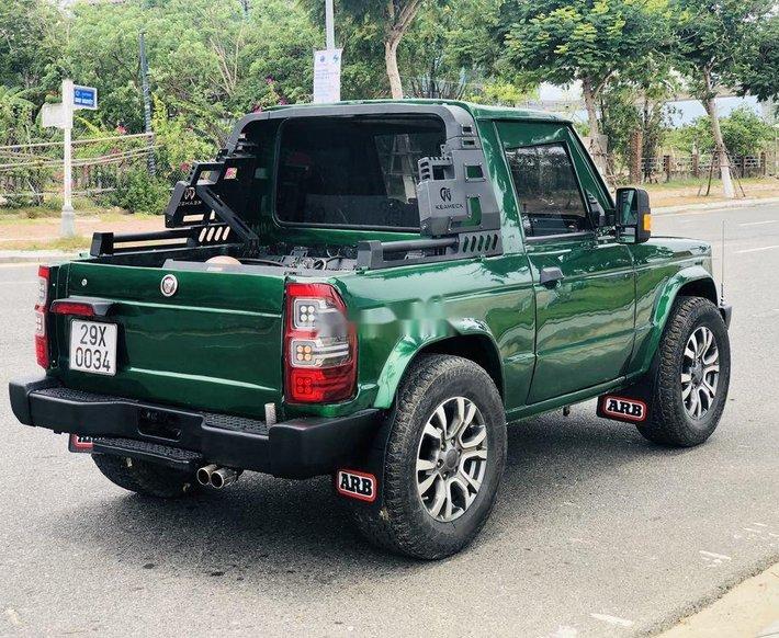 Bán ô tô Isuzu Amigo 4x4 MT đời 1990, nhập khẩu, giá chỉ 350 triệu8