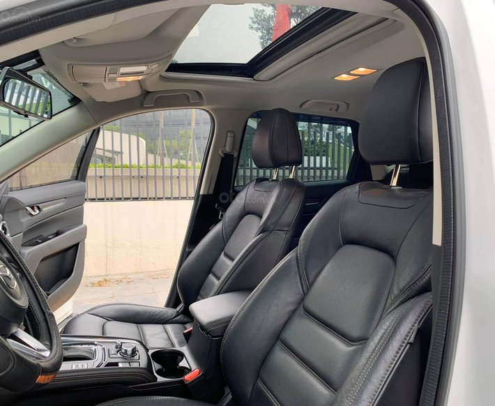 Cần bán xe Mazda CX 5 2017, màu trắng, giá tốt6