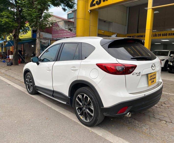 Cần bán xe Mazda CX5 bản 2.5L 2 cầu sx 20173
