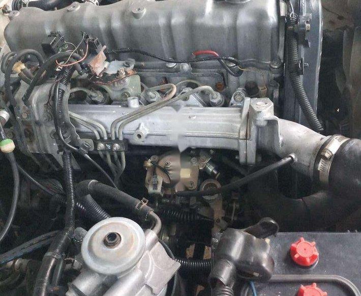 Bán Ford Ranger đời 2002, màu trắng, giá tốt6