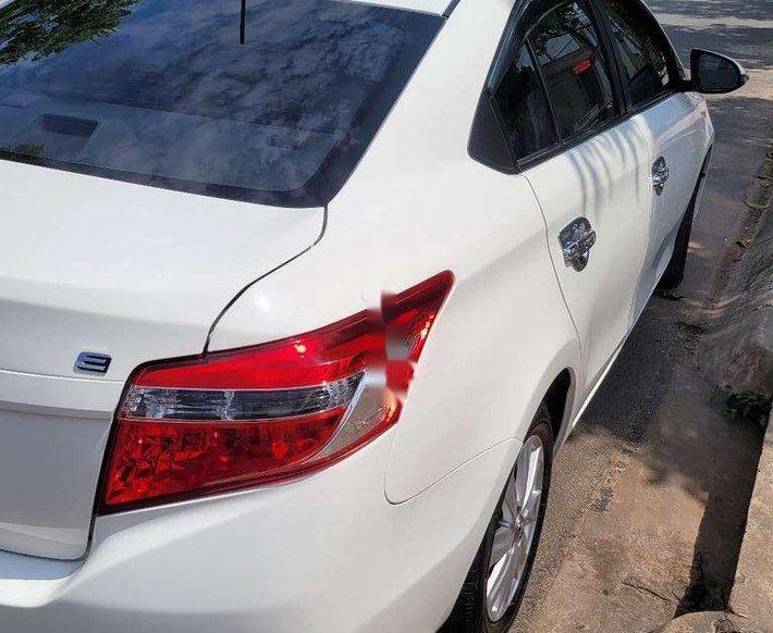 Bán Toyota Vios 2017, màu trắng1