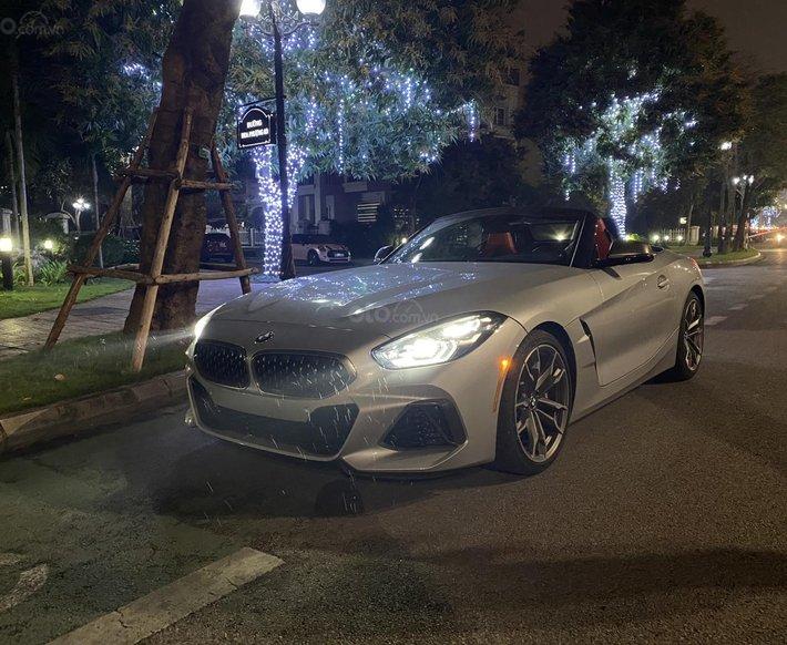 BMW Z4 M40I sx 2020, xe siêu lướt0