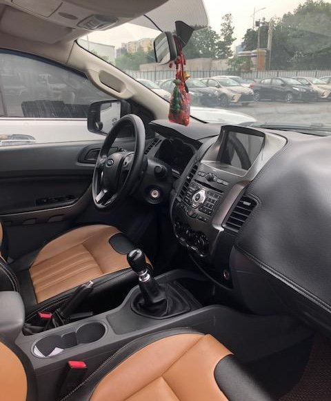 Ngân hàng cần bán đấu giá Ford Ranger sản xuất 2016, số sàn một cầu4