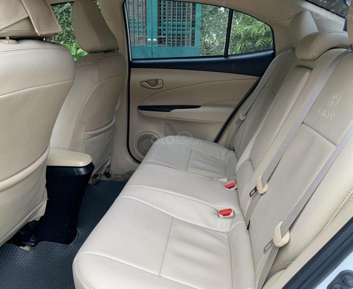 Bán Toyota Vios E 1.5AT sx 2019 biển Hà Nội8