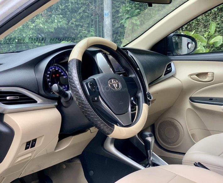 Bán Toyota Vios E 1.5AT sx 2019 biển Hà Nội4