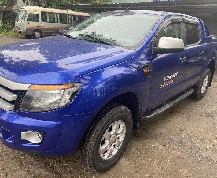 Bán ô tô Ford Ranger sản xuất năm 2014 AT, nhập khẩu0