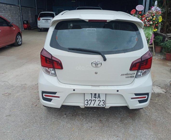 Chính chủ bán xe Toyota Wigo sx 20197