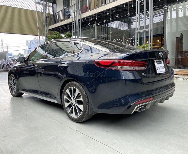 Cần bán Kia Optima 2.4 GT Line sản xuất 2018, bản full option, xe cực đẹp, có trả góp1