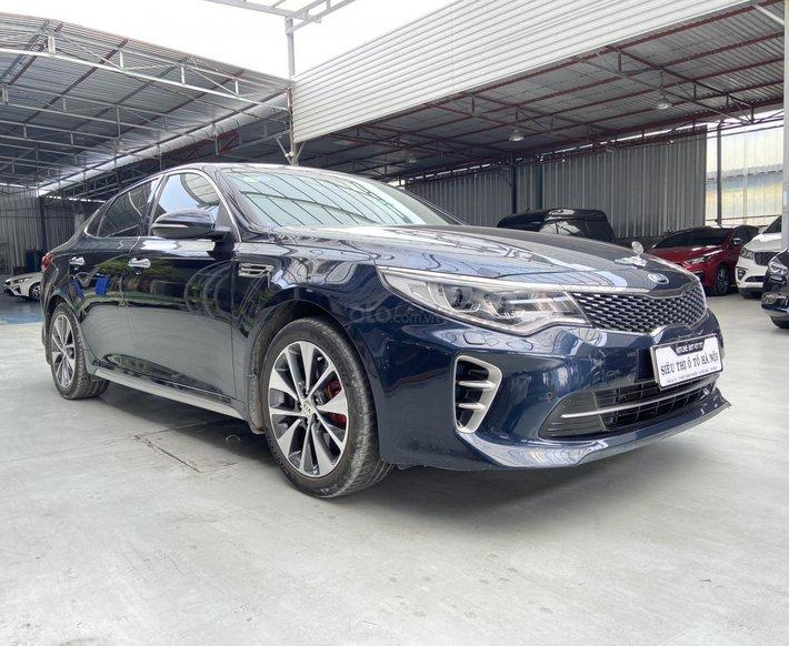 Cần bán Kia Optima 2.4 GT Line sản xuất 2018, bản full option, xe cực đẹp, có trả góp4