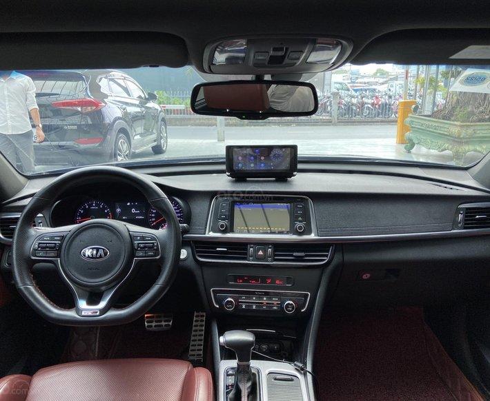 Cần bán Kia Optima 2.4 GT Line sản xuất 2018, bản full option, xe cực đẹp, có trả góp8