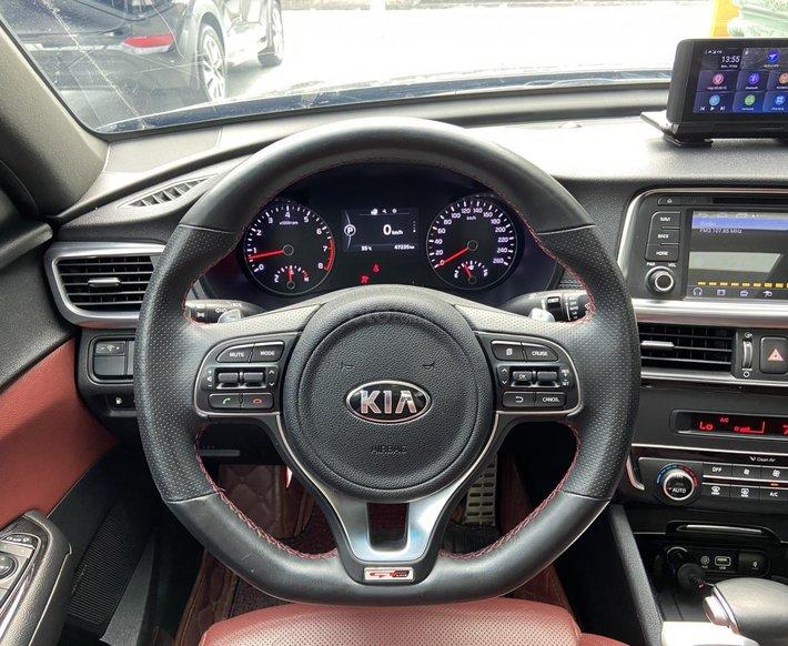 Cần bán Kia Optima 2.4 GT Line sản xuất 2018, bản full option, xe cực đẹp, có trả góp9