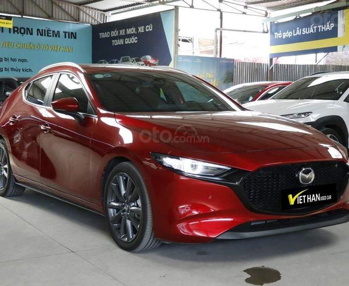 Mazda 3 1.5AT HB Premium 2019, hỗ trợ 100% trước bạ0