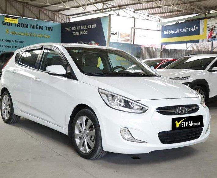 Bán xe Hyundai Accent 1.4AT 2014 - HB0