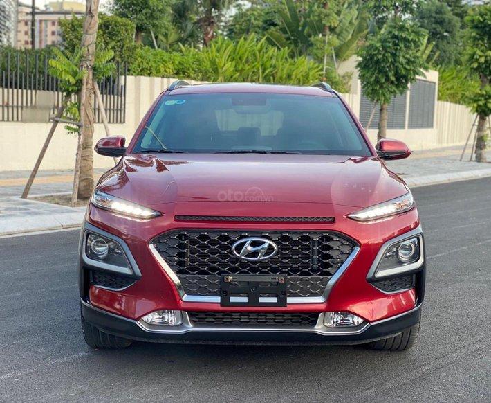 Hyundai Kona 1.6 Turbo, bản cao nhất, ưu đãi sốc, giảm trực tiếp 60 triệu tiền mặt, giá xe 750 giảm còn 690 triệu8