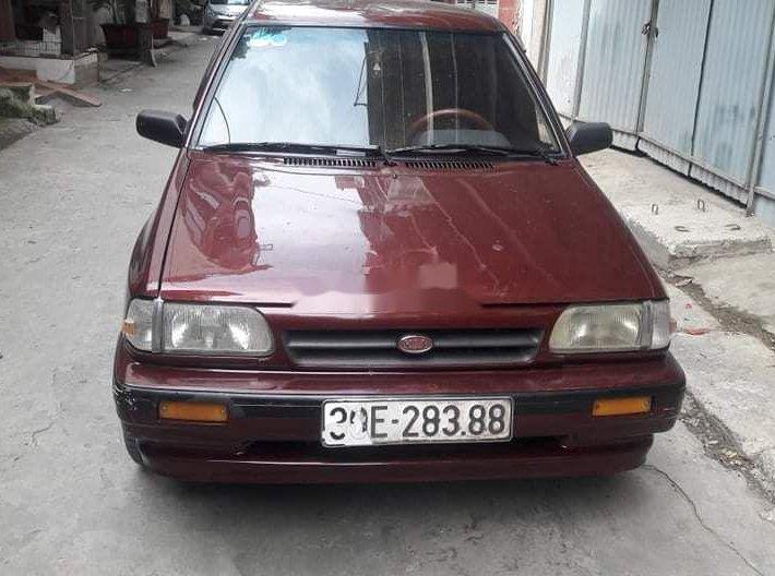 Bán Kia CD5 năm 2004, màu đỏ, nhập khẩu nguyên chiếc 1