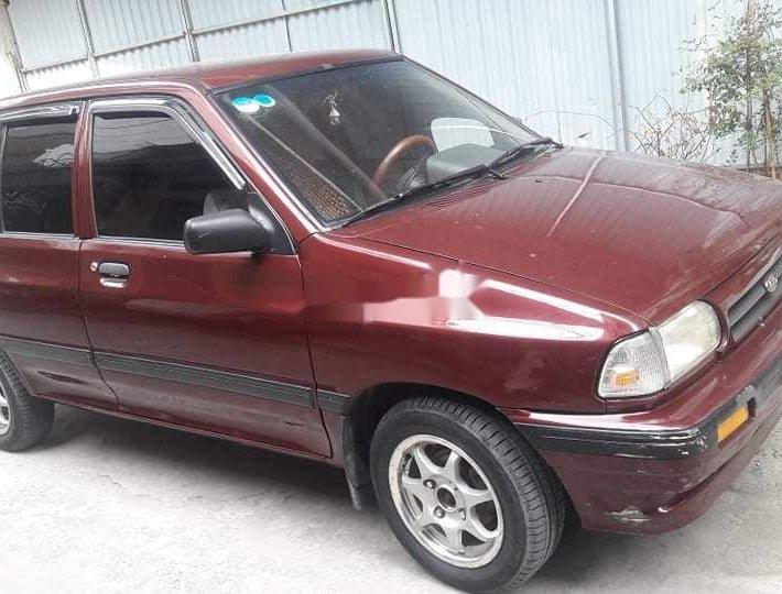Bán Kia CD5 năm 2004, màu đỏ, nhập khẩu nguyên chiếc 0