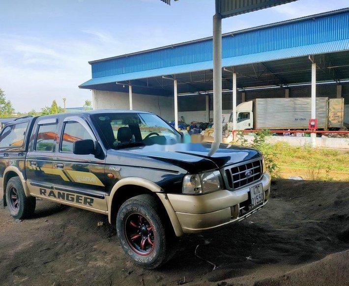 Bán Ford Ranger đời 2003, xe nhập, màu xanh0