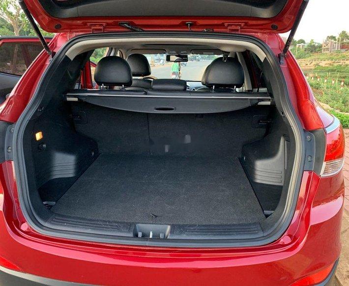 Cần bán xe Hyundai Tucson sản xuất năm 2010, màu đỏ, xe nhập6