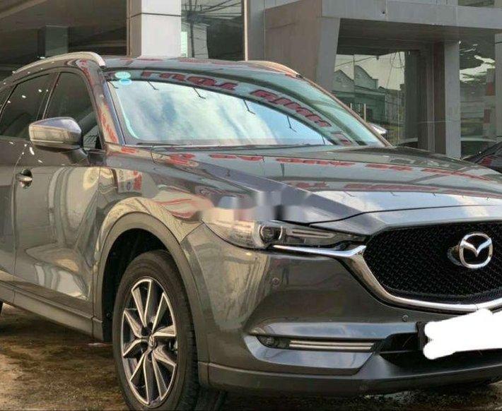 Cần bán gấp Mazda CX 5 đời 2019, màu xám 2