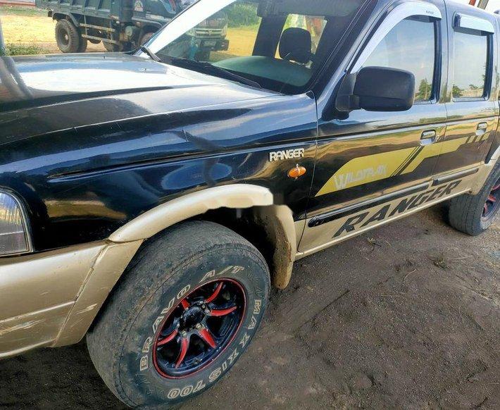 Bán Ford Ranger đời 2003, xe nhập, màu xanh1